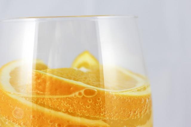 vodní dieta