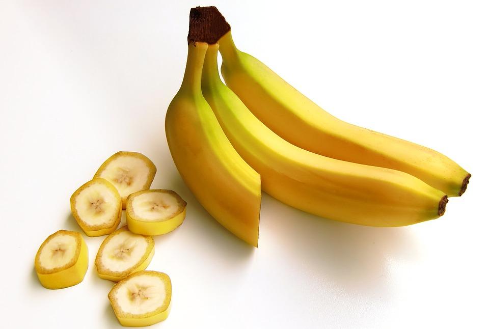 banány ilustrační foto