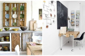 Vyrobte si nábytek z obyčejných palet